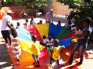 Travailler avec les enfants