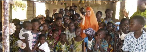 Ghana group photo