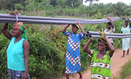 Ghana - Projets sanitaires à Mafi-Seva