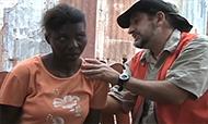 Haiti secours après le tremblement de terre